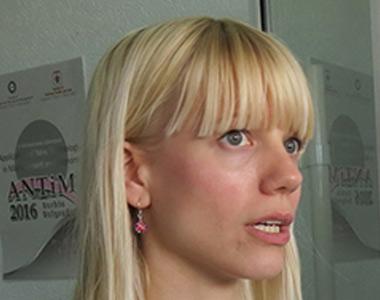 Sonja Anđelković, master
